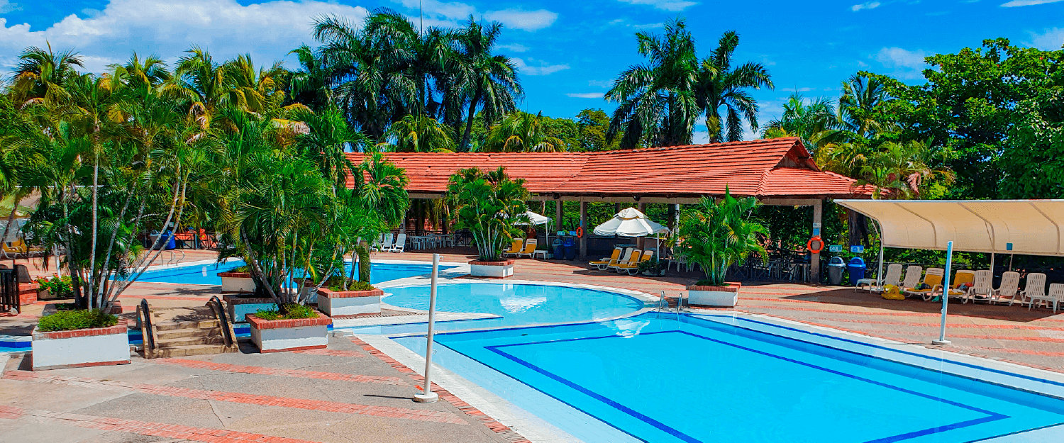 On Vacation - Girardot piscina
