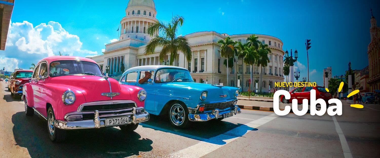 On Vacation Nuevo Destino Cuba