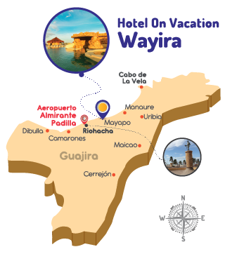On Vacation - Hotel Wayira Mapa