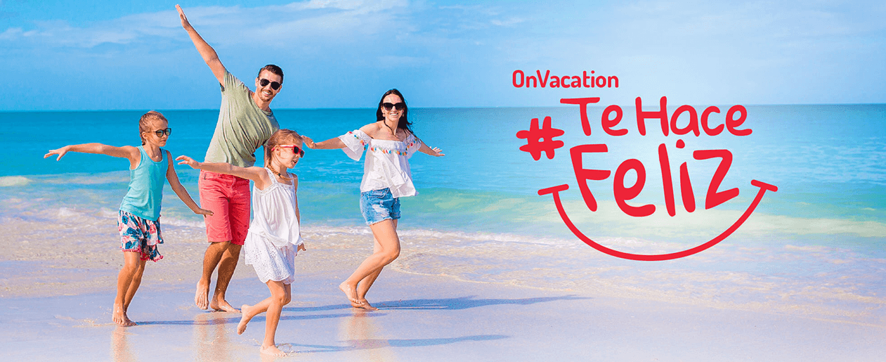 On Vacation #TeHaceFeliz Ver Video