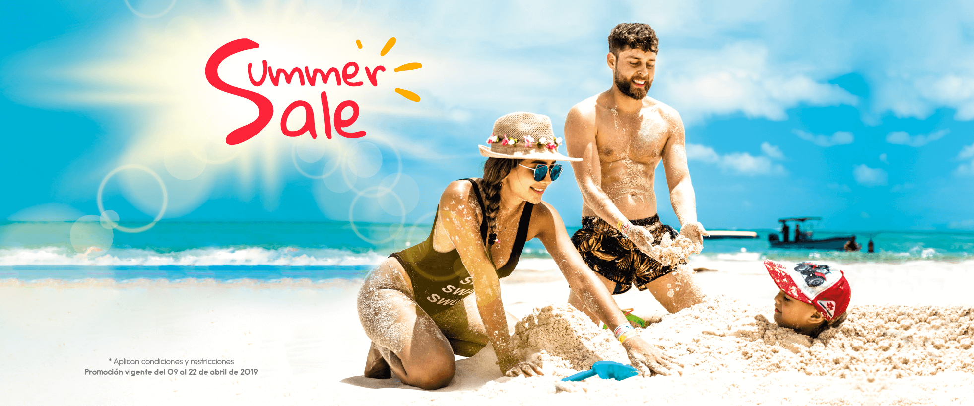 On Vacation - Promociones - Summer Sale