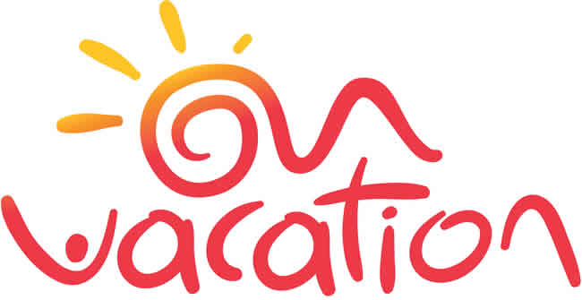 On Vacation - Logo